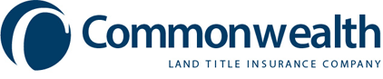Commonwealth Land Title Insurance Company Logo